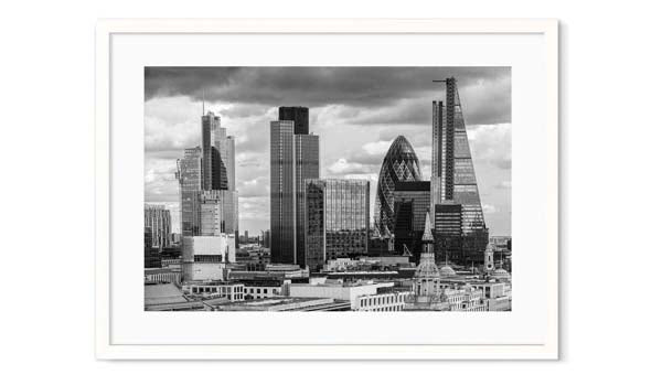 black and white london photography