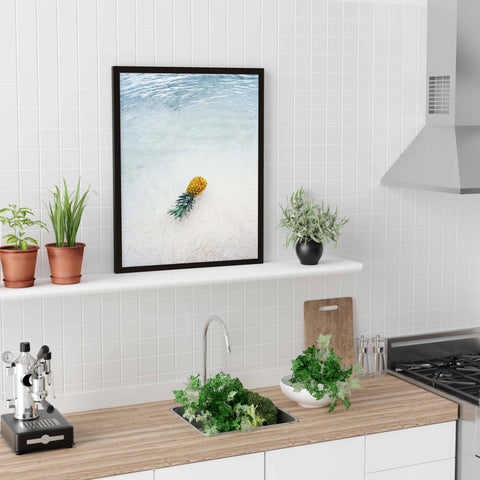 pineapple food art for your kitchen