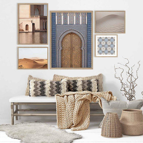 Moroccan art prints and photography