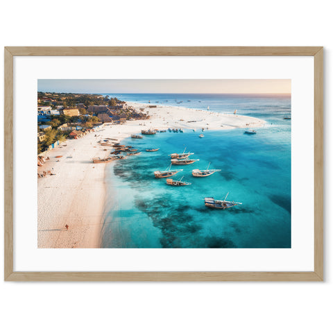 turquoise waters photography beach art prints