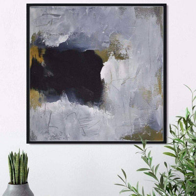 Untitled 225 - Original Art Abstract House