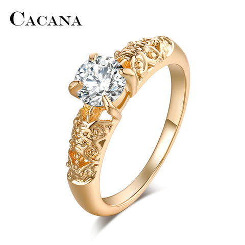 Cubic Zirconia Rings For Ladies