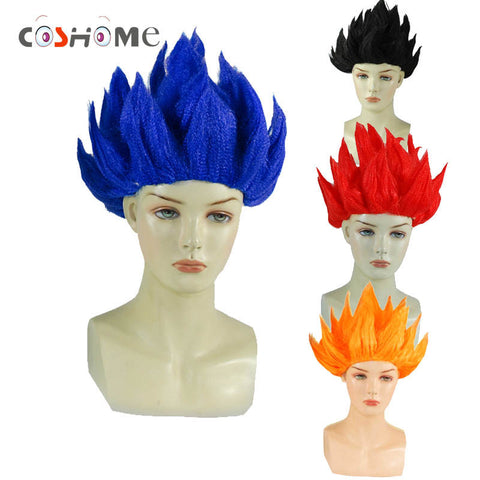 Goku Cosplay Wigs Dragon Balls Super