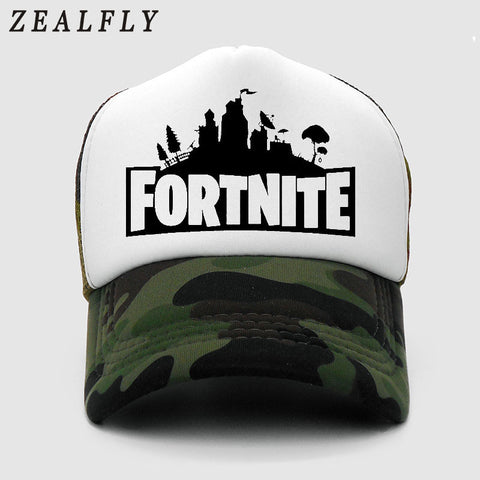 Fortnite Snapback Cap (Multiple Designs Available)