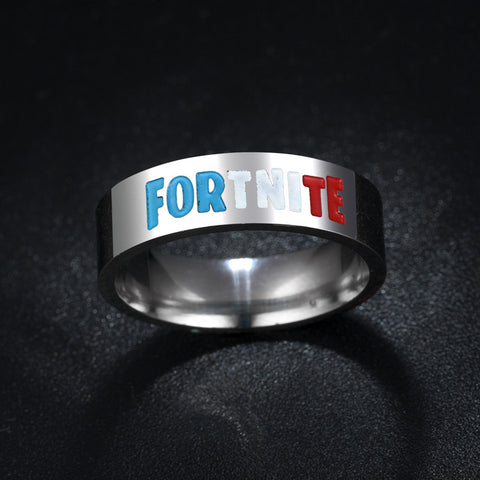 Fortnite Titanium Steel Ring C