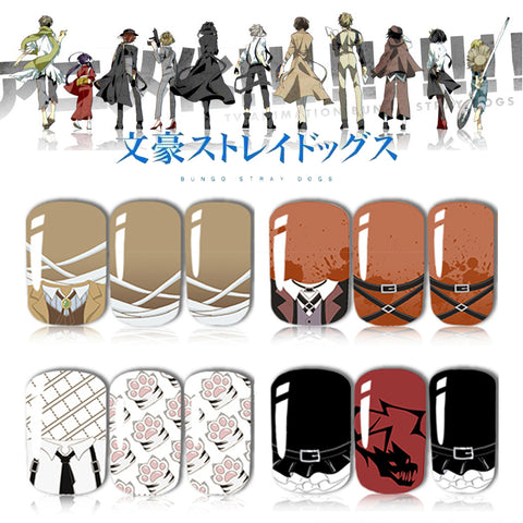 Bungo Stray Dogs Nail Art Decoration