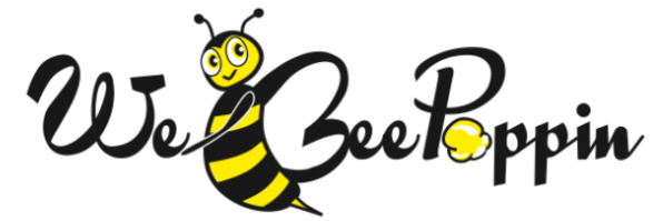We Bee Poppin Logo