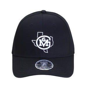 Texas Medallion Fitted Hat