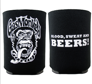 Black Blood Sweat and Beers Koozie