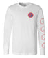 Medallion Logo Long Sleeve Tee
