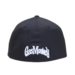 Gas Monkey Plated Patch Fitted Hat