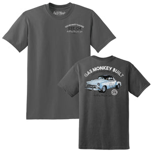 Gas Monkey Built Tee