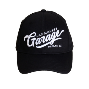 GMG Script Banner Fitted Hat