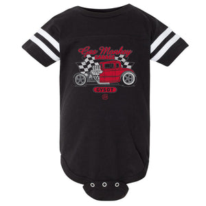 Gas Monkey Garage Hot Rod Onesie