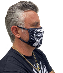Official Gas Monkey Garage Monkey Face Mask