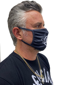 Official Gas Monkey Garage Texas Medallion Face Mask