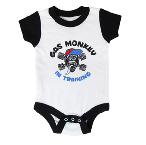 Monkey in Training Onesie