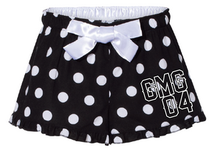 Ladies 04 Logo PJ Shorts