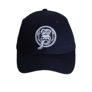 GMG Monkey Patch Navy Fitted Hat