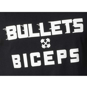 Bullets And Biceps Tank