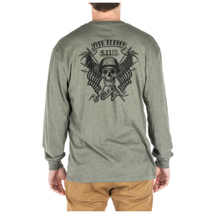 BANNERS AND BAYONETS L/S