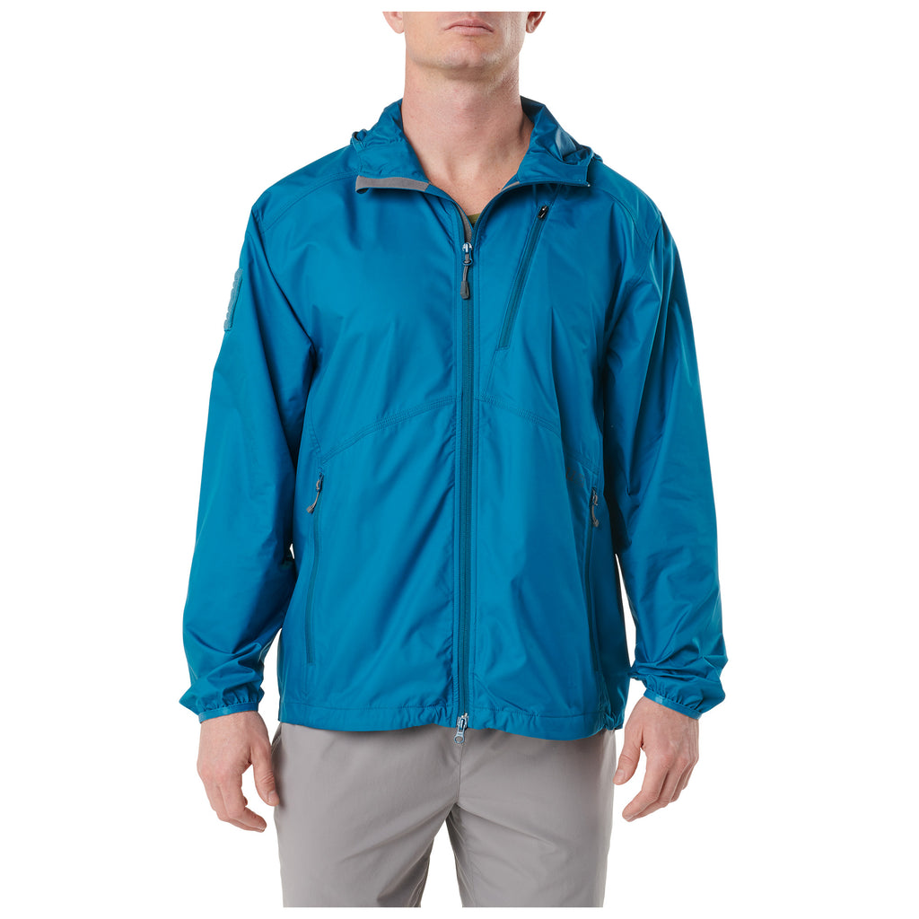 Cascadia Windbreaker Jacket
