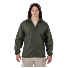 Packable Operator Jacket