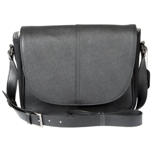 Charlotte Leather Crossbody Bag