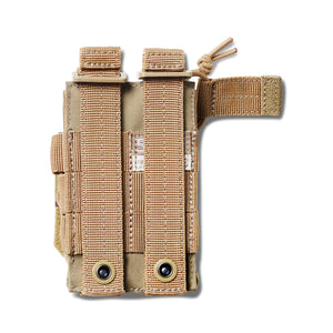 Double Pistol Bungee/Cover - Multicam