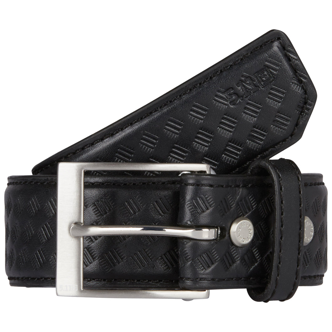 BKTWV LEATHER 1 1/2'' BELT