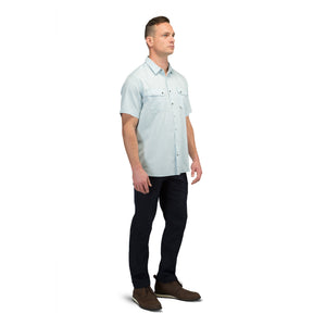 HERRINGBONE SHIRT