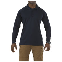 Performance Long Sleeve Polo