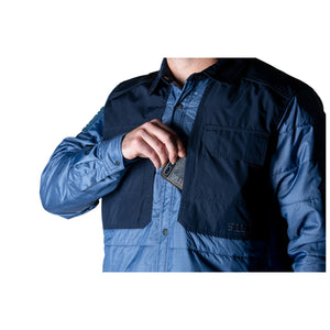 Peninsula Ins Shirt Jacket