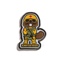 Tactical Beaver Patch