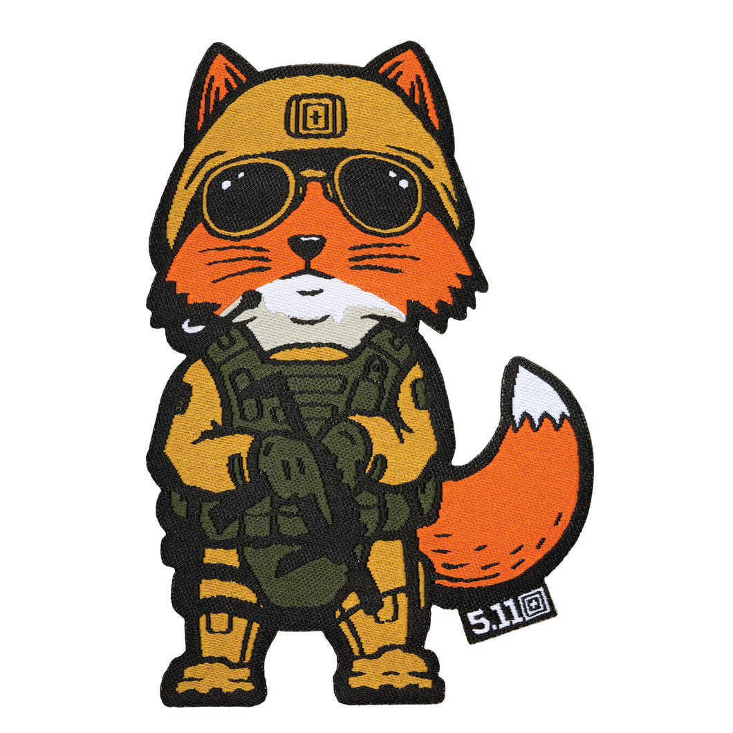 Tactical Fox Marine Recon Patch