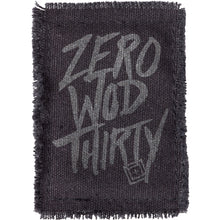 Zero Wod Patch