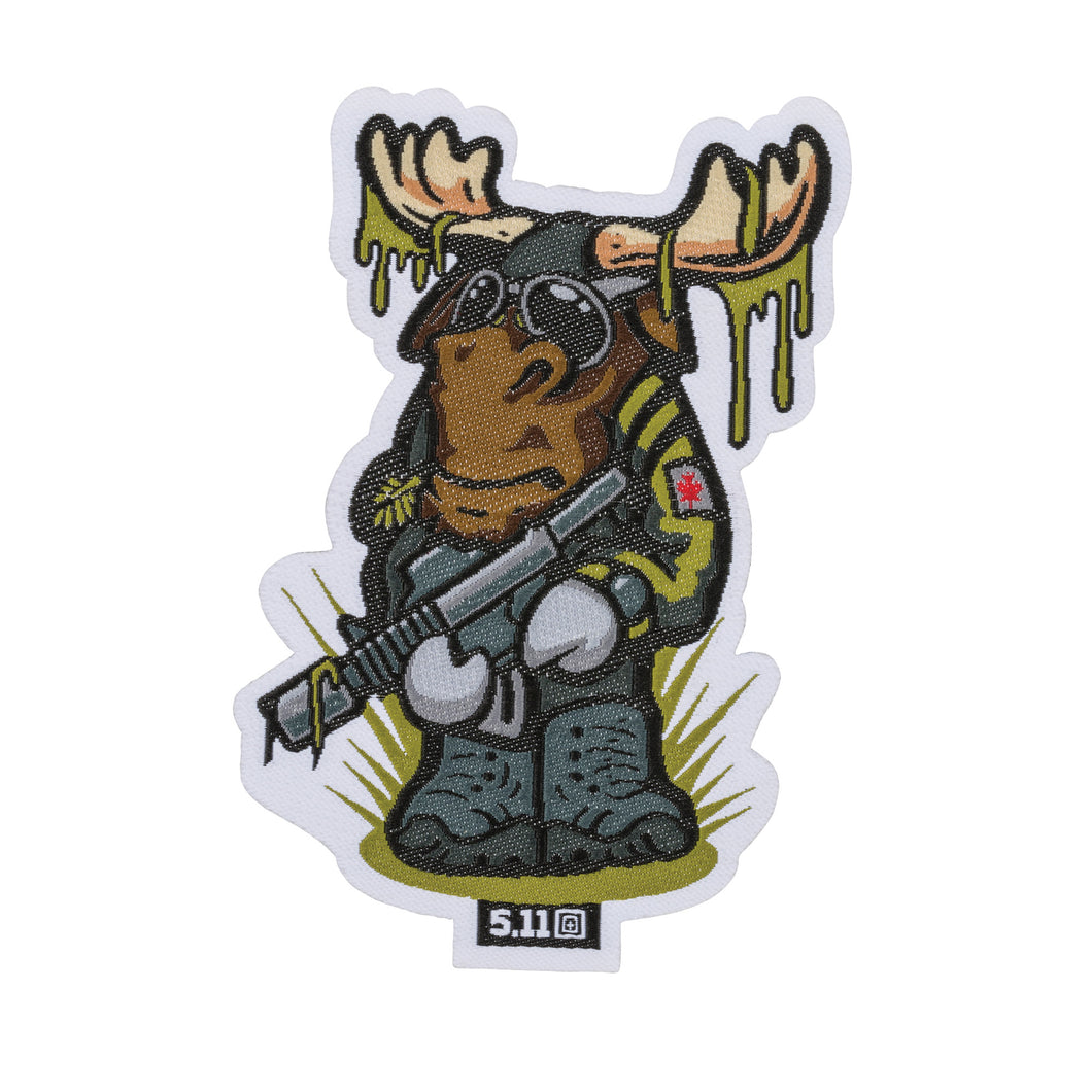 Tactical Moose Patch