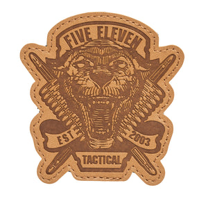 TIGER AMMO PATCH