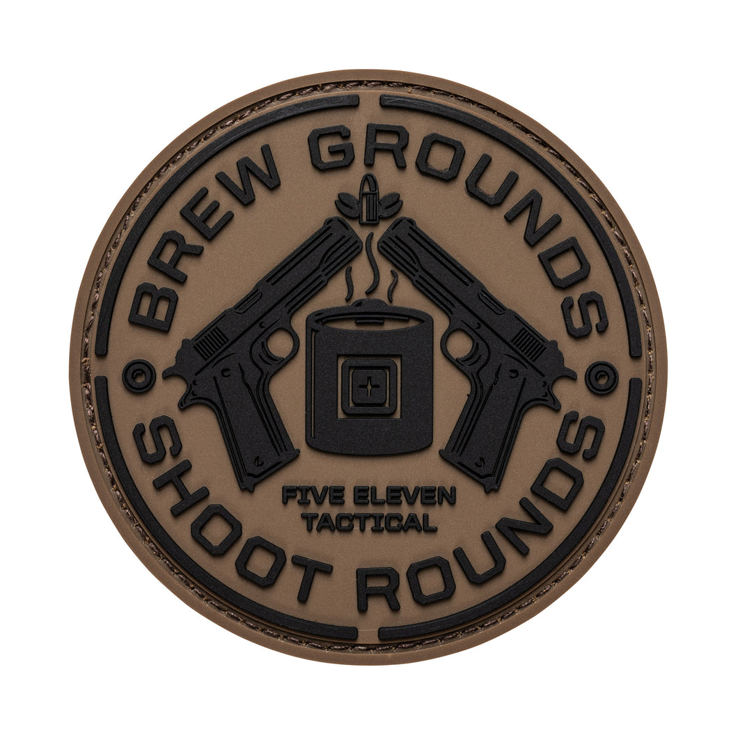 BREW GROUNDS PATCH