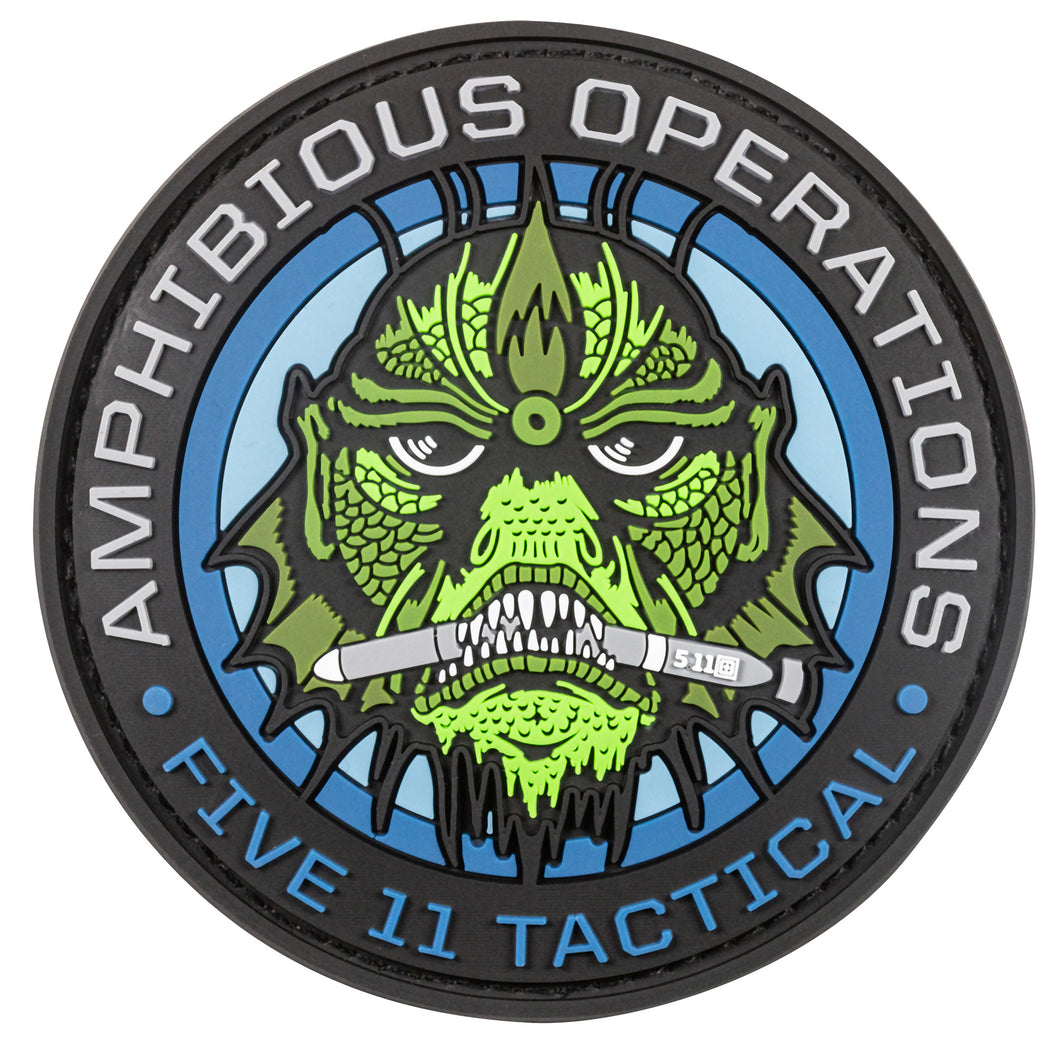 AMPHIBIOUS OPS PATCH