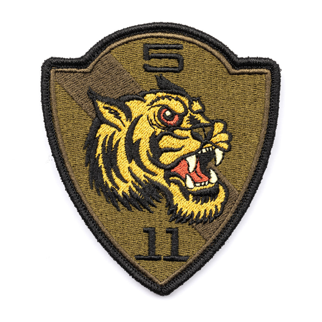 TIGER FORCE PATCH