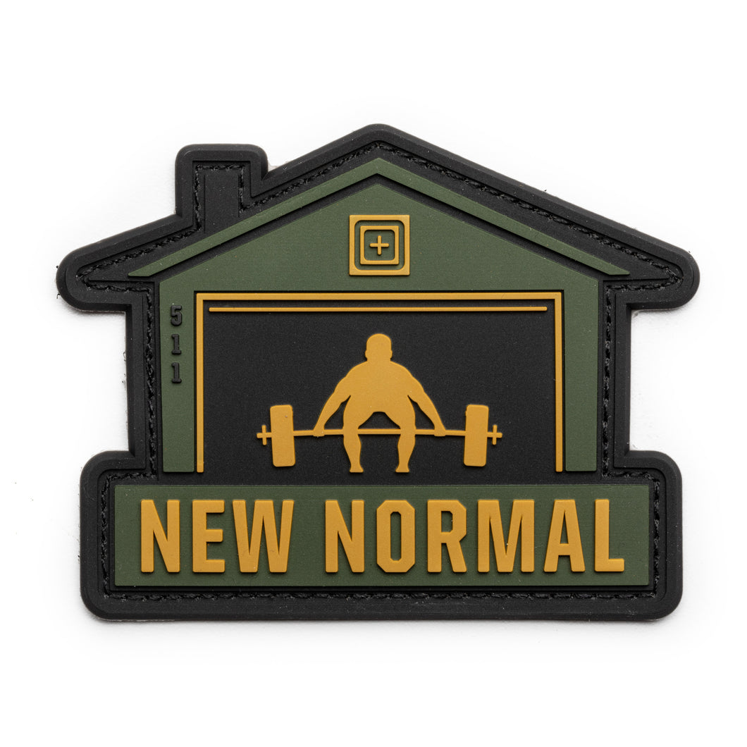 NEW NORMAL PATCH