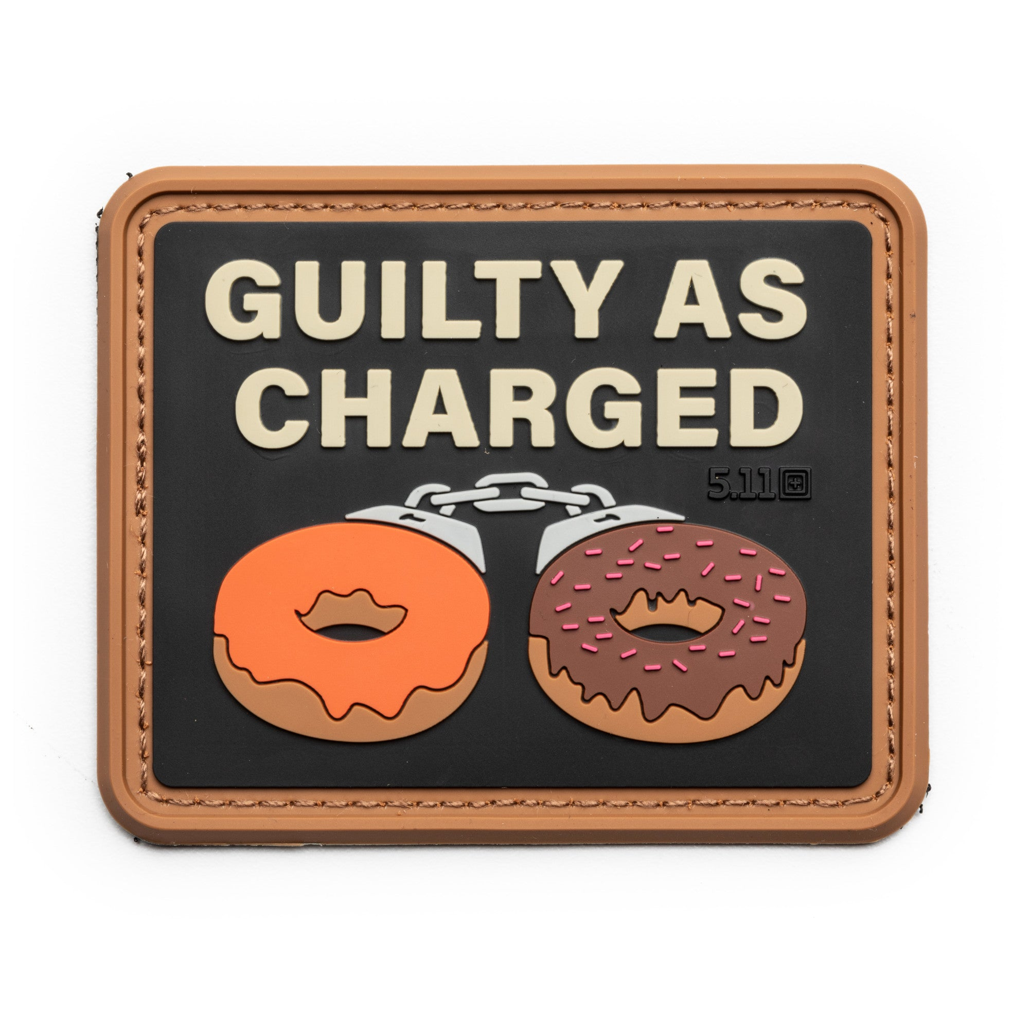 GUILTY AS CHARGED PATCH