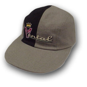 Two Tone Crown Ballcap - mentalgear.com