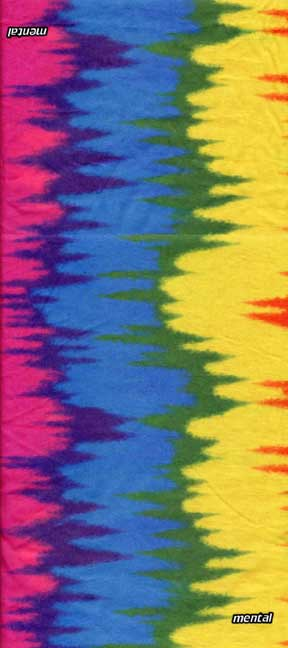 HeadCase - Tie Dye with Polar Fleece - mentalgear.com