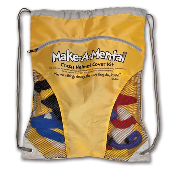 Make-A-Mental™ Helmet Cover (FULL KIT) - mentalgear.com