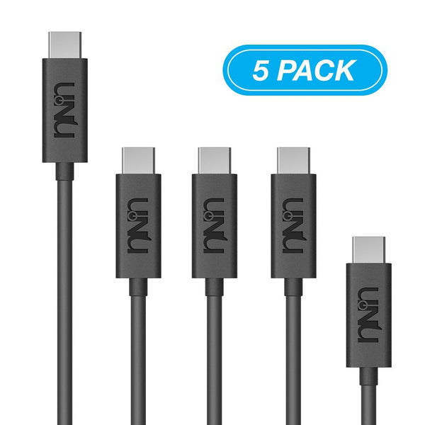 Type C Cables (5 Pack)