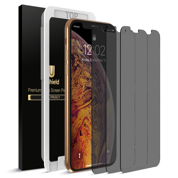 uShield Privacy Screen Protector - iPhone 11 Pro/ iPhone Xs