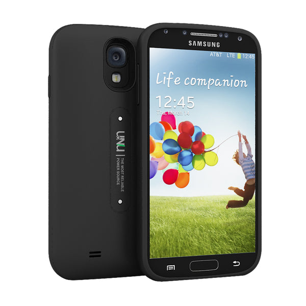 Aero Wireless Battery Case (2600mAH) - Samsung Galaxy S4