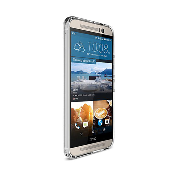 Protective Clear Slim Case - HTC M9
